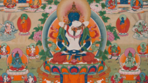 The Five Buddhas of the Nyingma Tradition [Video]