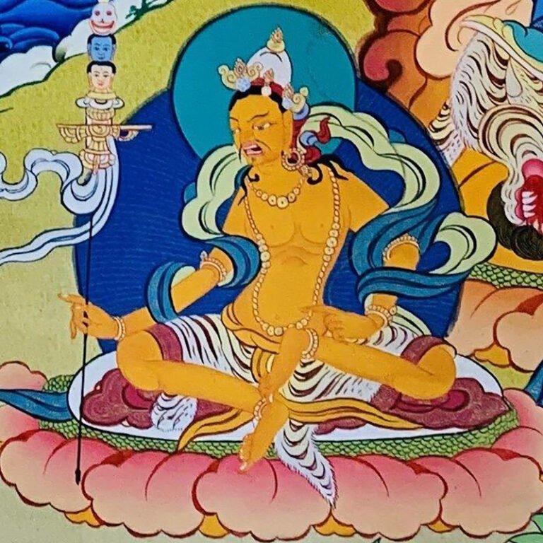 Guru Nyima Özer གུ་རུ་ཉི་མ་འོད་ཟེར་