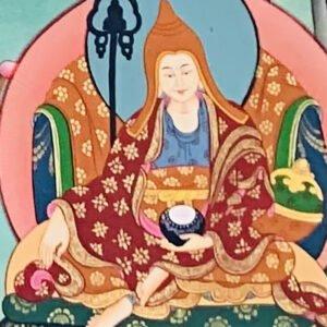 Shantarakshita ཞི་བ་འཚོ་