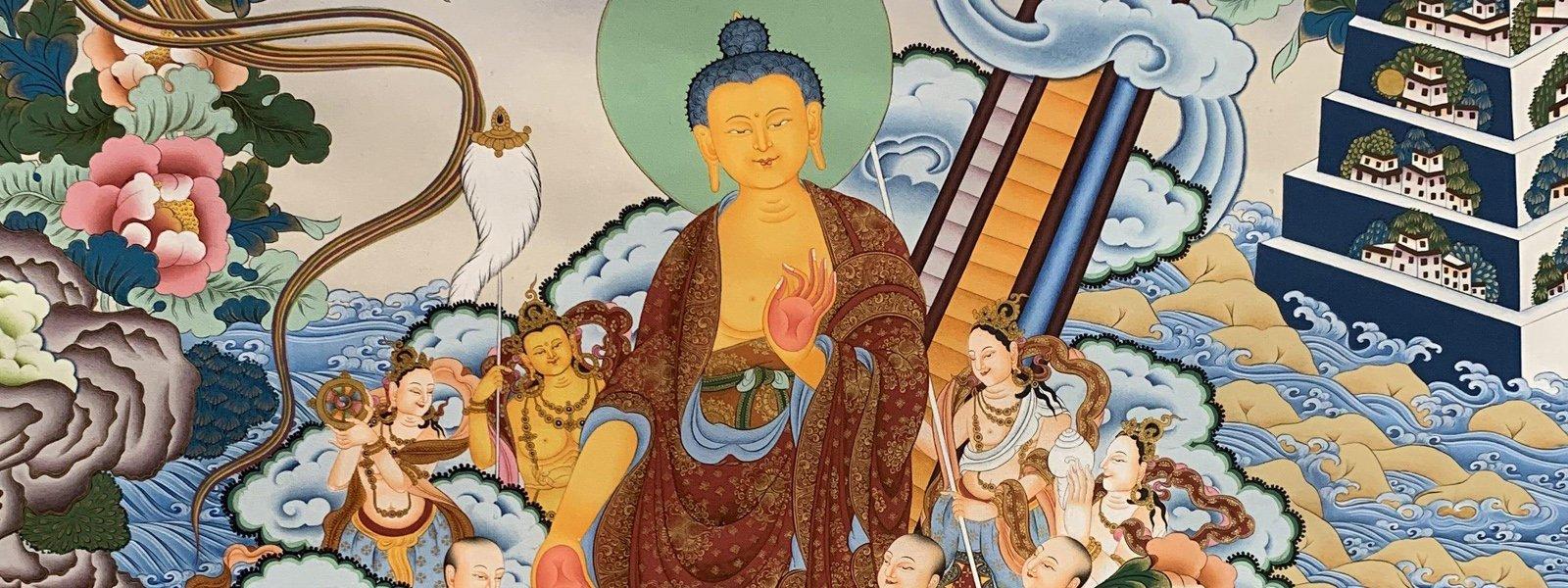 The Four Major Buddhist Holidays