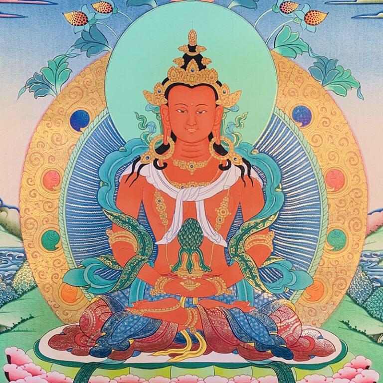 Amitayus ཚེ་དཔག་མེད།