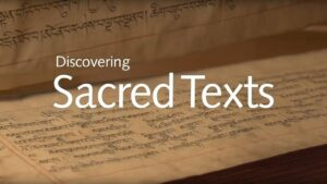 Discovering Sacred Texts Buddhism