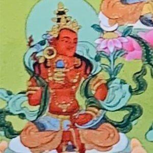 Bodhisattva Samantabhadra ཀུན་ཏུ་བཟང་པོ།