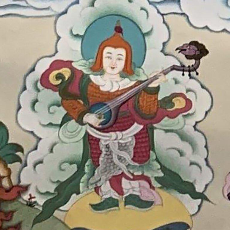 Dhritarashtra ཡུལ་འཁོར་སྲུང་།